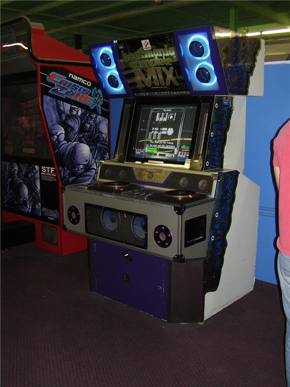 beatmania arcade machine