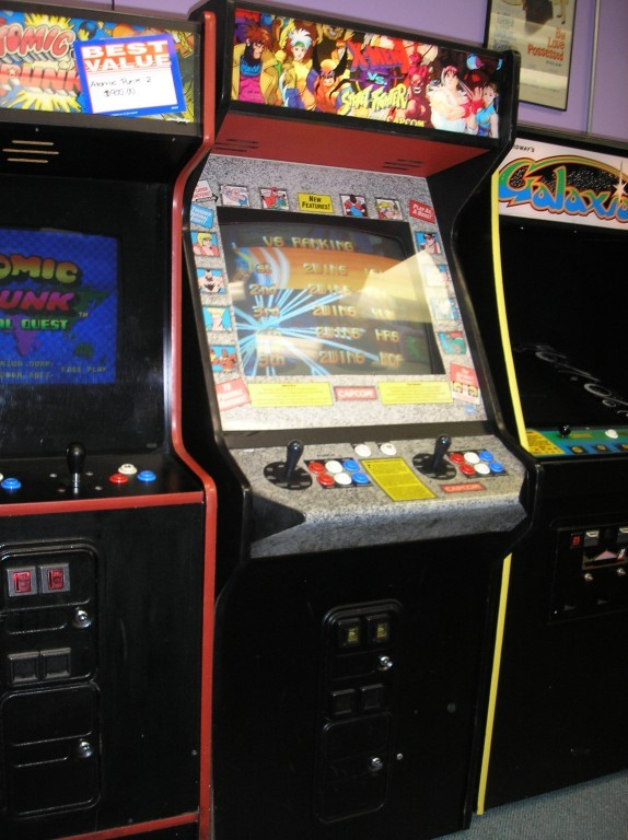 heroes arcade machine for sale