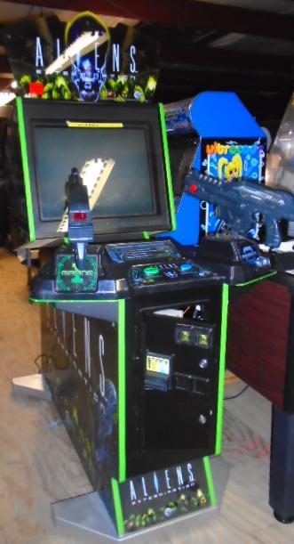 Arcade Shooting Gun