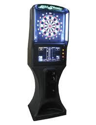 commercial dart machine