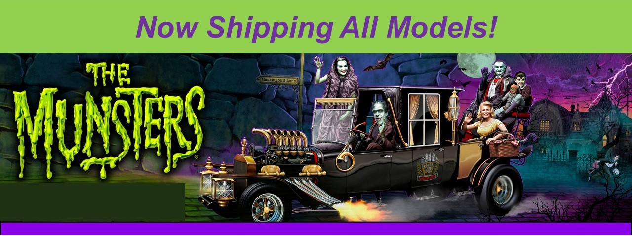 Munsters Pinball Machine