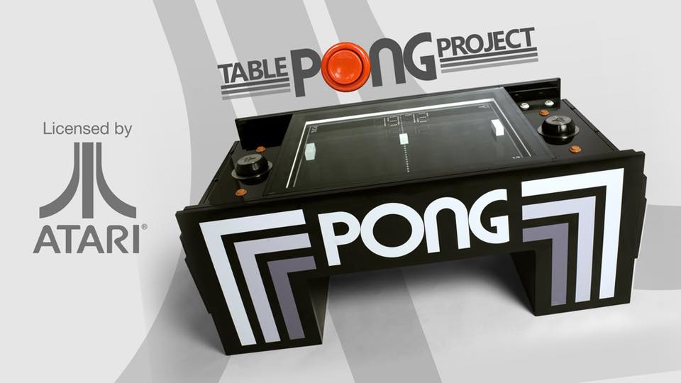 Atari Table Pong