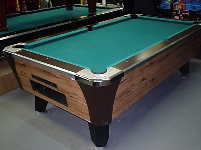 Pool tables for Table 6 or 7