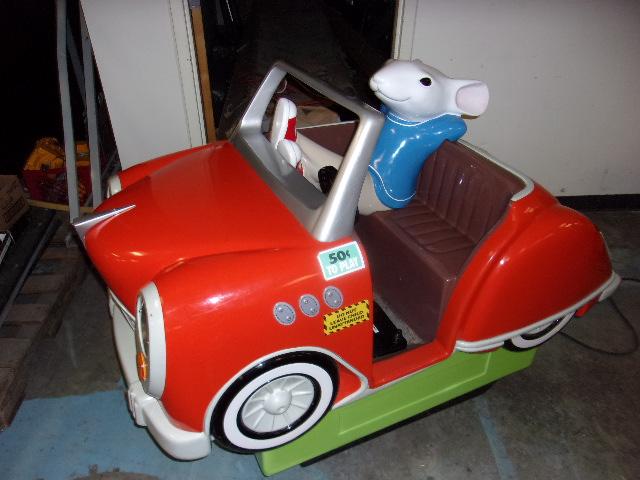 Kiddie Rides Games