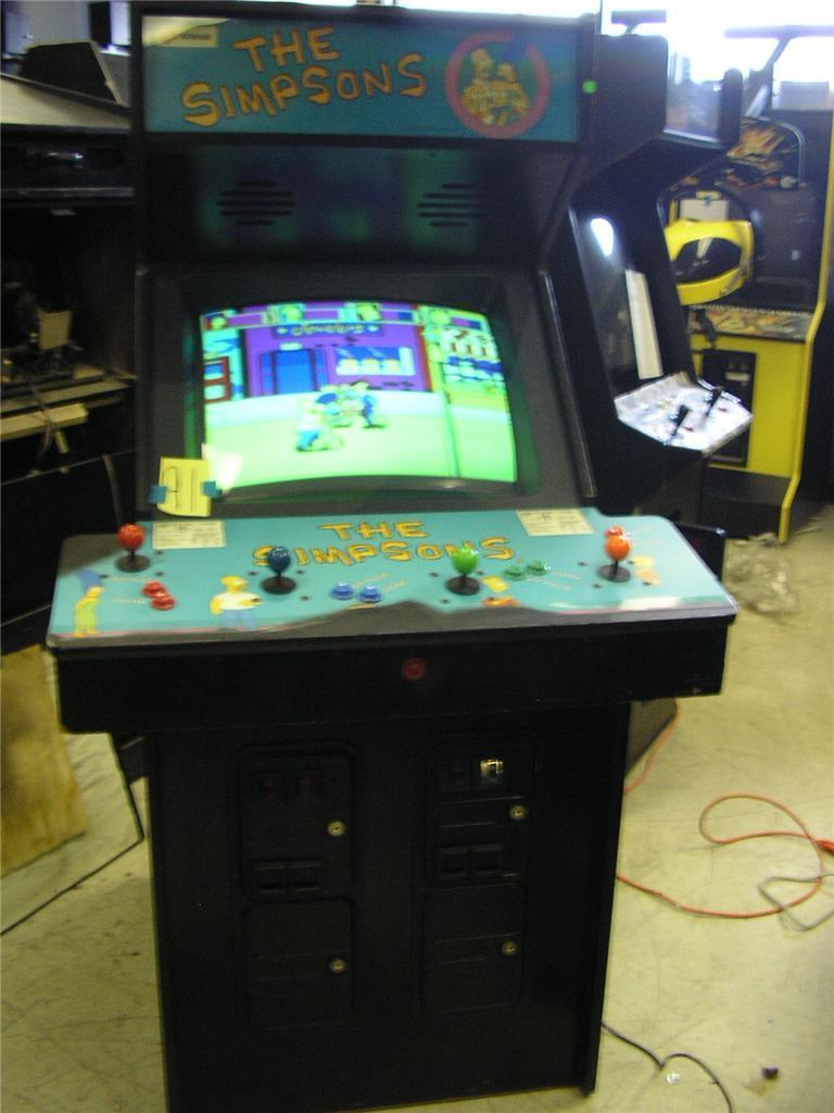 4 Player Arcade Cabinet Kit Video Arcade Other