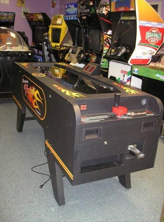 FoosballTable Games - Fireball foosball table