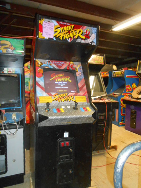 fighter original arcade machine