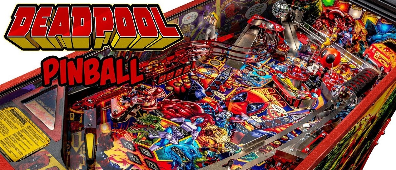 Deadpool Pinball
