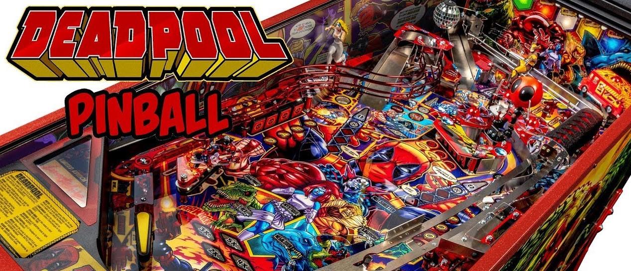 Deadpool Pinball